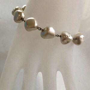 DALIA mother of pearl bracelet